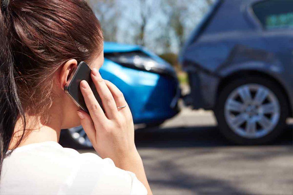 reporting insurance claim